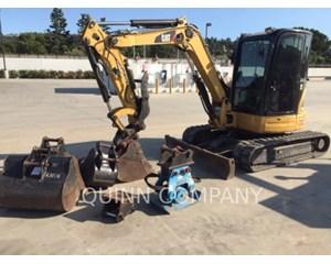 Caterpillar 305D CR Crawler Excavator