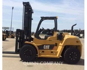 CATERPILLAR LIFT TRUCKS DP135N-D Forklift