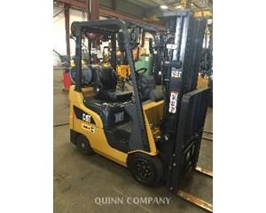 Caterpillar C3500-LE Forklift