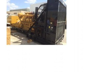 Caterpillar 3512 Generator Set
