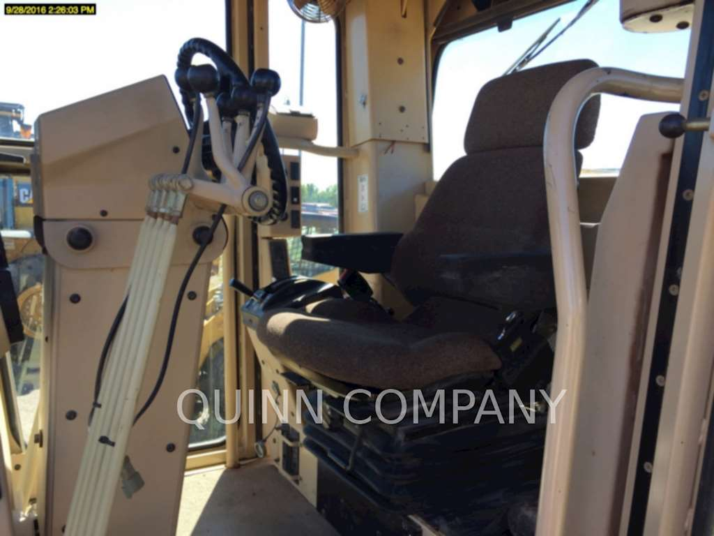 2007 Caterpillar 140HNA Motor Grader For Sale 6 640 Hours Fresno  #847447