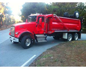 Kenworth W900S Dump Truck