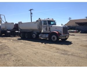 Peterbilt 378 Transfer Truck