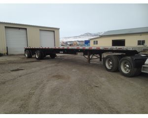 TRANSCRAFT EAGLE II 48X102 COMBO Flatbed Trailer
