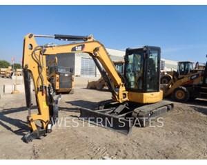 Caterpillar 305.5E2 Crawler Excavator