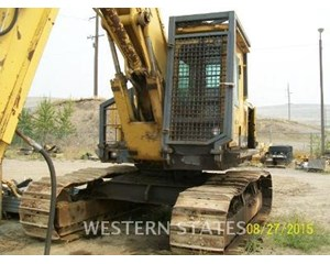 Caterpillar 227 Log Loader