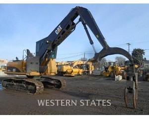 Caterpillar 320D FMLL Log Loader