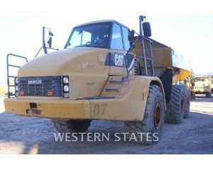 Caterpillar 740 Off-Highway Truck