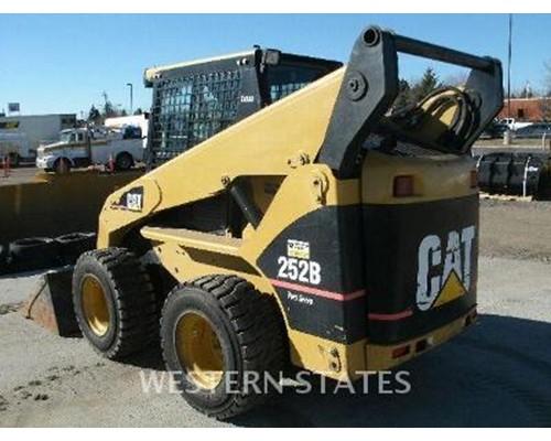 2005 Caterpillar 252b Ac2sp Skid Steer Loader For Sale