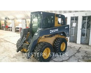 John Deere SSL 332 Skid Steer Loader