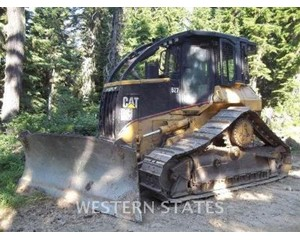 Caterpillar 527 SW GR Skidder