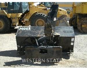Erskine MFG EX2400X Snow Removal Equipment