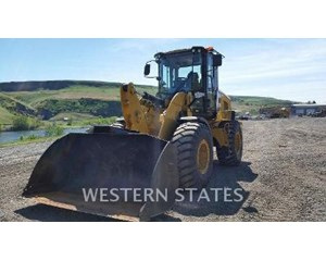 Caterpillar 924K QC Wheel Loader