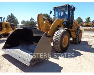 Caterpillar 938K Wheel Loader