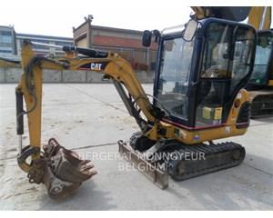 Caterpillar 301.8 Crawler Excavator