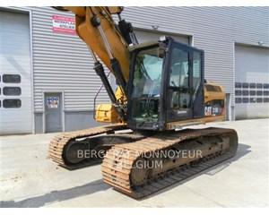 Caterpillar 319DL VA Crawler Excavator