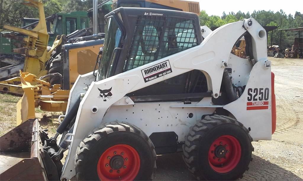 2008 Bobcat S250 Skid Steer