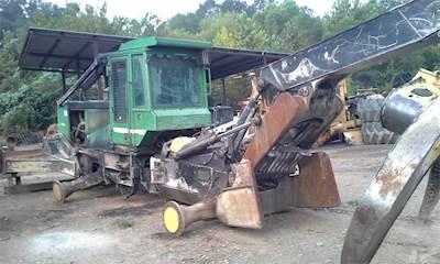 Dismantled Logging Equipment For Sale | MyLittleSalesman com