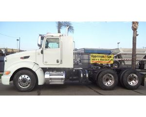 Peterbilt 386 Day Cab Truck