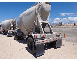 Boyd Dry Bulk / Pneumatic Tank Trailer
