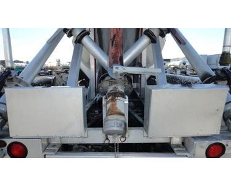 Dry Bulk Truck Blowers : J l dry bulk pneumatic tank trailer for sale