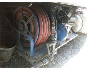 Custom Built 21 FT Flatbed Truck Body