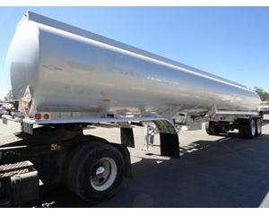 Beall Gasoline / Fuel Tank Trailer