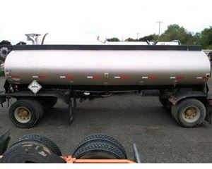 WELDIT Gasoline / Fuel Tank Trailer