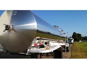 Walker Gasoline / Fuel Tank Trailer