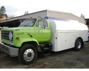 Chevrolet KODIAK C7500 Gasoline / Fuel Truck