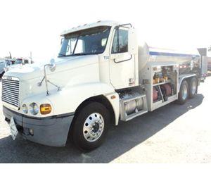 Freightliner C12064ST-CENTURY 120 Gasoline / Fuel Truck