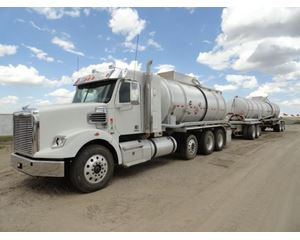 Freightliner CORONADO 122 SD Gasoline / Fuel Truck