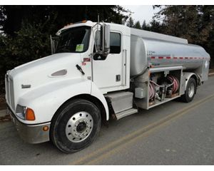 Kenworth T300 Gasoline / Fuel Truck