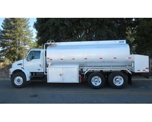 Sterling ACTERRA Gasoline / Fuel Truck