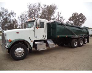 Peterbilt 367 Heavy Duty Dump Truck