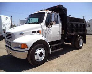 Sterling ACTERRA Heavy Duty Dump Truck