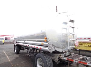 WELDIT 5350 GAL., 2 COMPT., 2-AXLE PULL TANK Pup Trailer