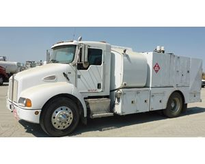 Kenworth T300 Roll-Off Truck
