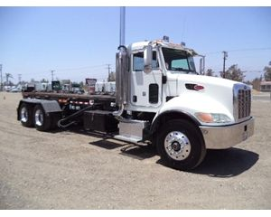 Peterbilt 335 Roll-Off Truck