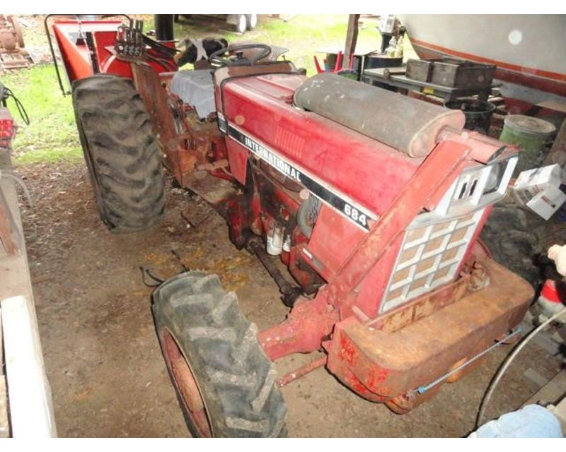 International Harvester 684 Tractor : Ihc tractor for sale autos post