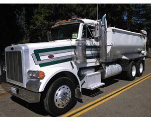 Peterbilt 378 Transfer Dump Truck