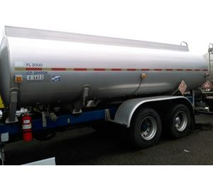 Beall 4700 GAL Vacuum Truck
