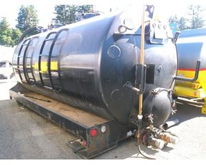 EMI 130 BBL Vacuum Truck