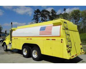 General 4000 Vacuum Truck