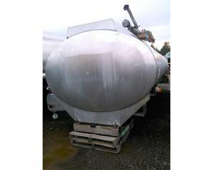 WELDIT 4500 GAL Vacuum Truck