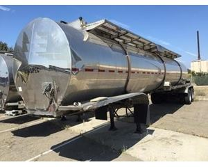 Polar Waste / Sludge Tank Trailer