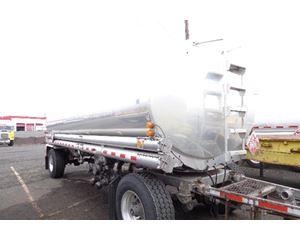 WELDIT 5350 GAL., 2 COMPT., 2-AXLE PULL TANK Waste / Sludge Tank Trailer