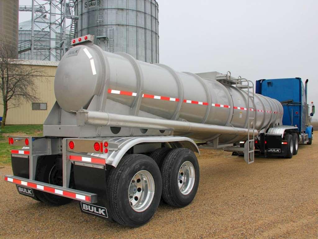 Water Tank Trailer >> 2018 Bulk Water Tank Trailer For Sale Laredo Tx N 1386w