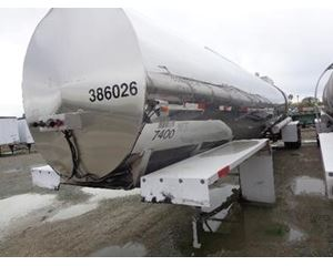 Beall Water Tank Trailer