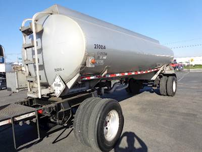 Water Tank Trailers For Sale - Opperman & Son Inc